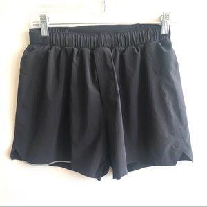 Lululemon black Surge shorts Small S